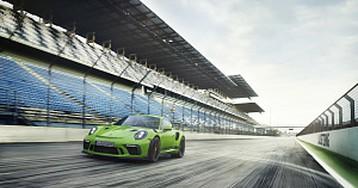 Porsche представил экстремальный 911 GT3 RS