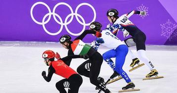 Шульгинов и Ефременкова остались без медалей в шорт-треке