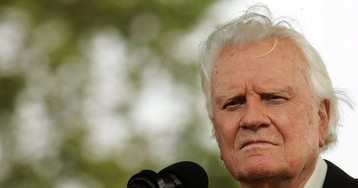 Billy Graham's Circus Left Him Behind