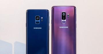 Samsung представила переосмысленные флагманы Galaxy S9 и S9+