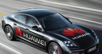 Передовые смартфоны Huawei умеют управлять автомобилем