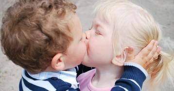 Поцелуи— дело такое…