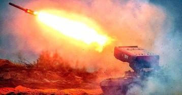 Артиллерия России показала свои невероятные способности
