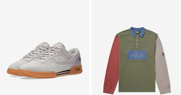 Every Piece From the Colorful FILA x Liam Hodges Collection Available to Buy Right Now