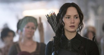 Trump needs to watch out. Katniss Everdeen is coming for him.