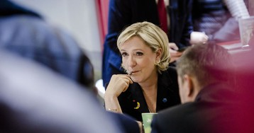 France's Marine Le Pen Charged Over Islamic State Photos