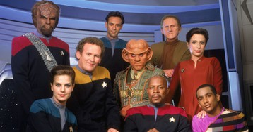 To Boldly Stay: How Deep Space Nine Upended Star Trek by Exposing Utopia's Dark Side