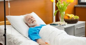 Страшный переполох вмаленькой больнице