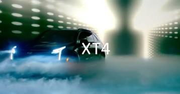 Cadillac XT4 Oscars tease previews GM's most important new car