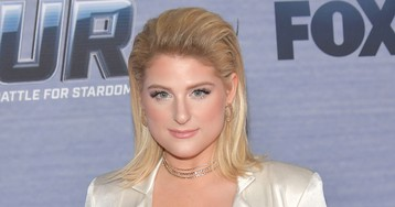 Meghan Trainor Talks 'Deep Hole of Depression and Anxiety' After Health Woes ThreatenedCareer