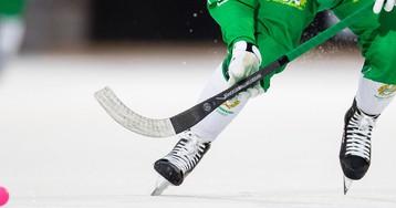 Стали известны пары 1/4 финала чемпионата России по хоккею с мячом