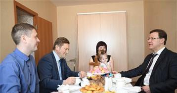 """В арендный дом ПАО """"Кузнецов"""" въезжают новоселы"""