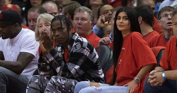 Kylie Jenner & Travis Scott Reveal First Photos of Daughter Stormi