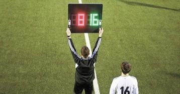 Чем продиктовано решение о четвертой замене в футболе