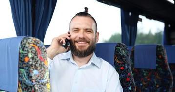 Разговор двух секретных агентов вавтобусе