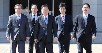 North Korea Hails 'Openhearted Talk' With South Korean Envoys