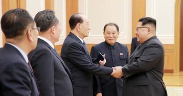 North Korea Hosts South Korean Envoy