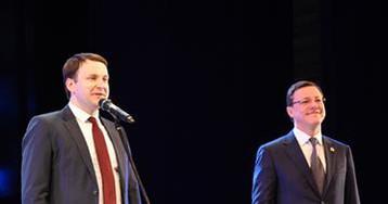Сотрудниц АвтоВАЗа с 8 Марта поздравили Максим Орешкин и Дмитрий Азаров