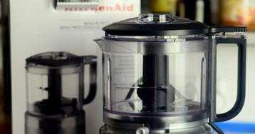 KitchenAid 3.5 Cup Mini Food Processor, reviewed