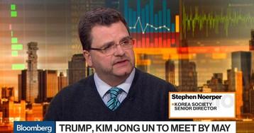 Trump Wants 'Nixon-China Moment' With N. Korea, Noerper Says