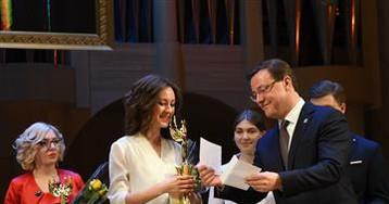 Лучшим учителем Самарской области стала преподаватель информатики Екатерина Балькина