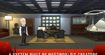 Трейлер игры по сериалу Westworld