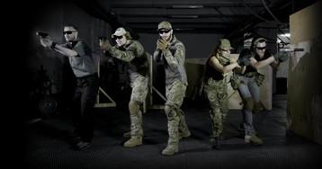 Войнушка для взрослых: правила игры в «пистолетку»