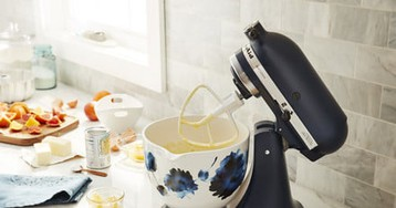 KitchenAid dresses up your kitchen with new patterns and colors
