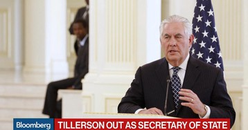Tillerson Ousted in Shakeup After Clashes With Trump