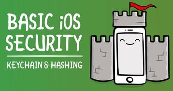 [Перевод] Основы безопасности: Keychain и Хеширование