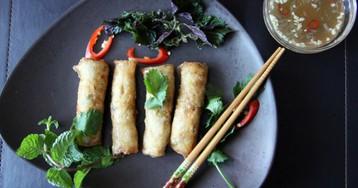 Когда я ем вьетнамский нем