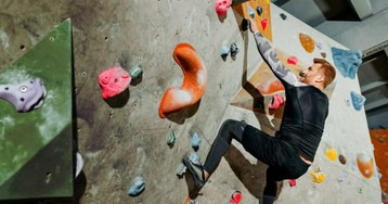 Боулдеринг — скалолазание для тех, кто боится высоты