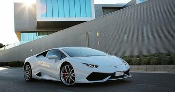 Lamborghini празднует выпуск десятитысячного Huracan