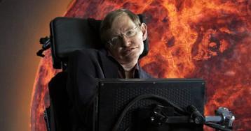 Вселенная Стивена Хокинга: каким был гений современности