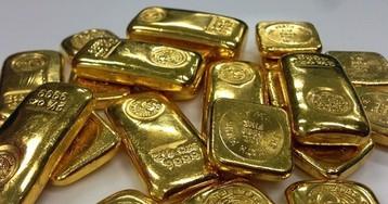 Кладоискатели рассказали, как сбыть «упавшие» с неба слитки золота