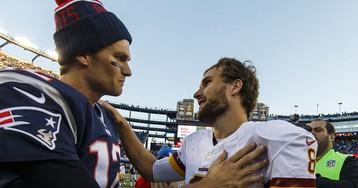 Here's How Tom Brady Impacted Kirk Cousins' Meeting With Vikings