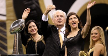 Saints And Pelicans Owner Tom Benson Dead At 90