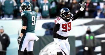 NFL Rumors: Free-Agent DL Adrian Clayborn Will Meet With Patriots