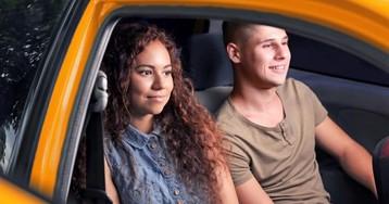 Таксист в роли Амура