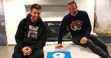 Хоккеист Илья Ковальчук продал олимпийский BMW за 7 миллионов рублей