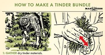How to Make a Tinder Bundle