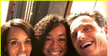 Kerry Washington & Co-Stars Share Tributes After Wrapping Production of 'Scandal'