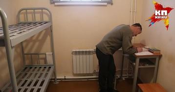 В Новосибирске осужденному доставили урну для голосования прямо в камеру