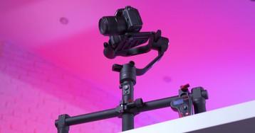 Moza Air – Почти идеальный стаб для камер