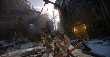 INÉDITO! Sony revela 15 minutos de gameplay de God of War