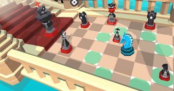 Knight Quest — головоломка или раннер по правилам шахмат?
