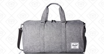 Get Away With The All-Time-Low Price On This Duffel Bag