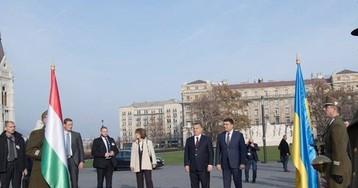 Заброшенный военный городок стал причиной нового конфликта между Украиной и Венгрией
