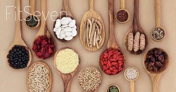 Клетчатка в продуктах: таблицы