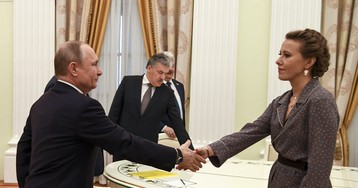 Путин поручил проработать список Собчак о помиловании политзаключенных